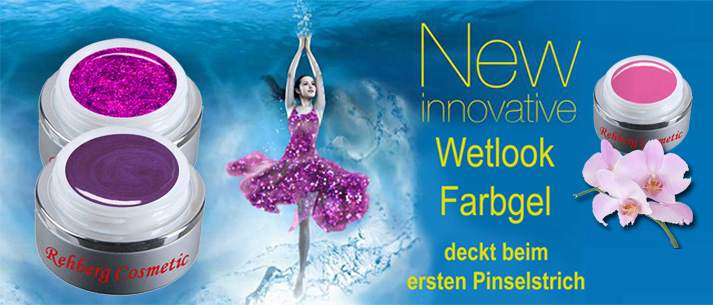 Wetlook-Farbgele
