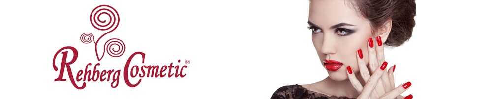 Rehberg Cosmetic Nails Aachen Online Shop Gel Produkte Schulung Nageldesigner/in / Nail-Art Schulungen Aachen Seminare Ausbildung Schulungszentrum Workshop Online-Shop UV Lampe Farbgel EUREGIO Nagelstudio Aachen-Logo