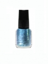 Body Tattoo Glitter hellblau