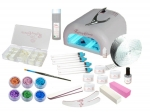UV Gel Starter Set 369 tlg.